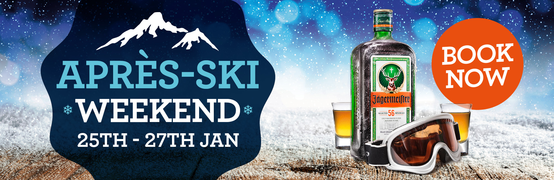 Apres-Ski Weekend at The Red Lion