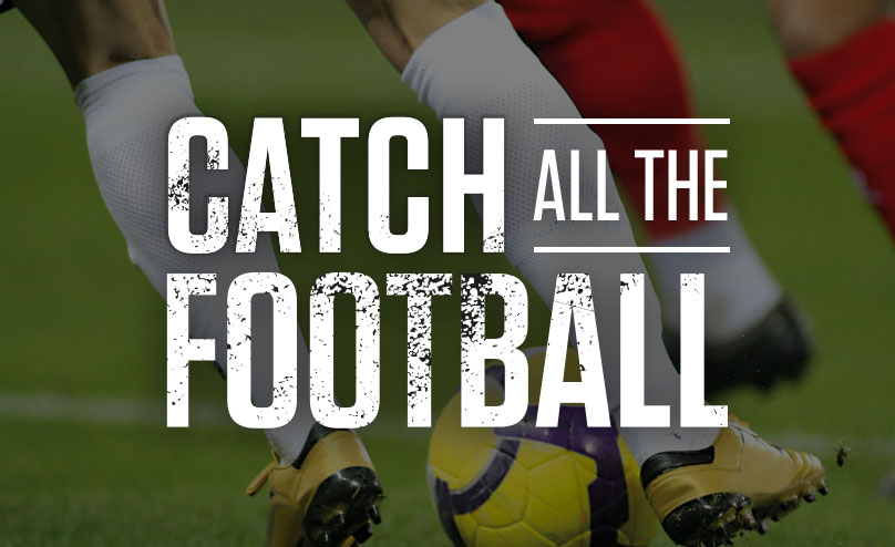 Watch Football at The Red Lion