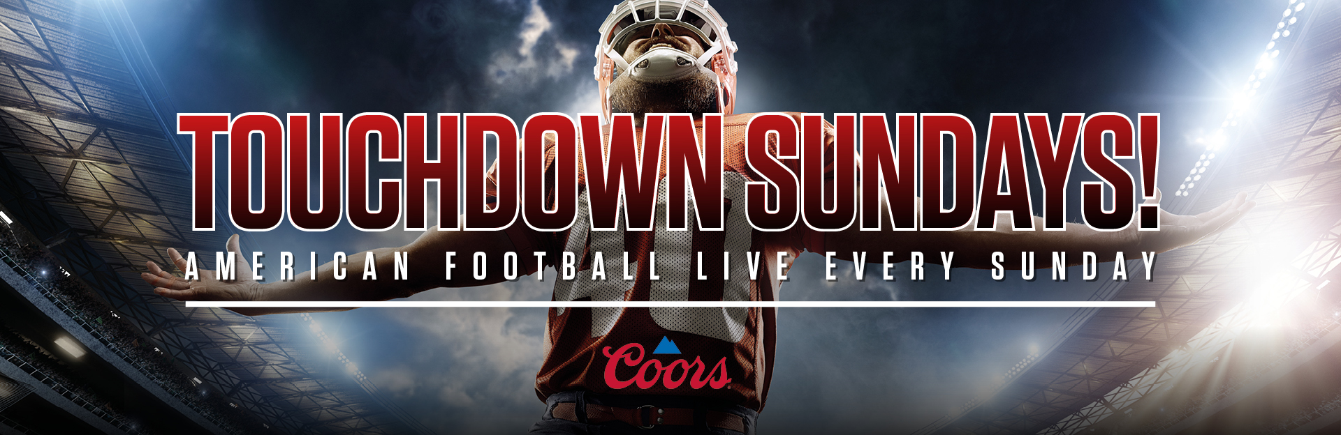 Watch NFL at The Red Lion