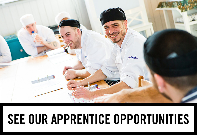 Apprenticeships at The Red Lion