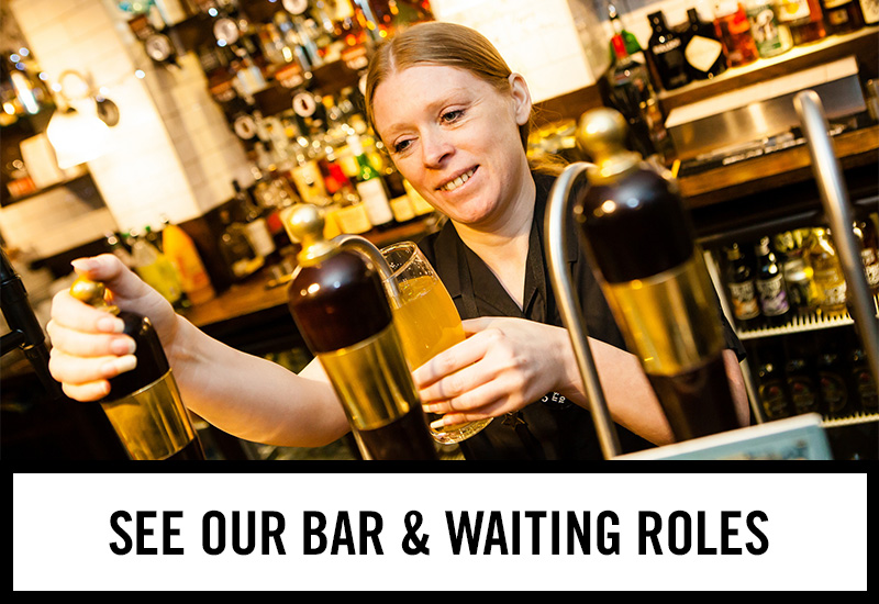 Bar roles at The Red Lion