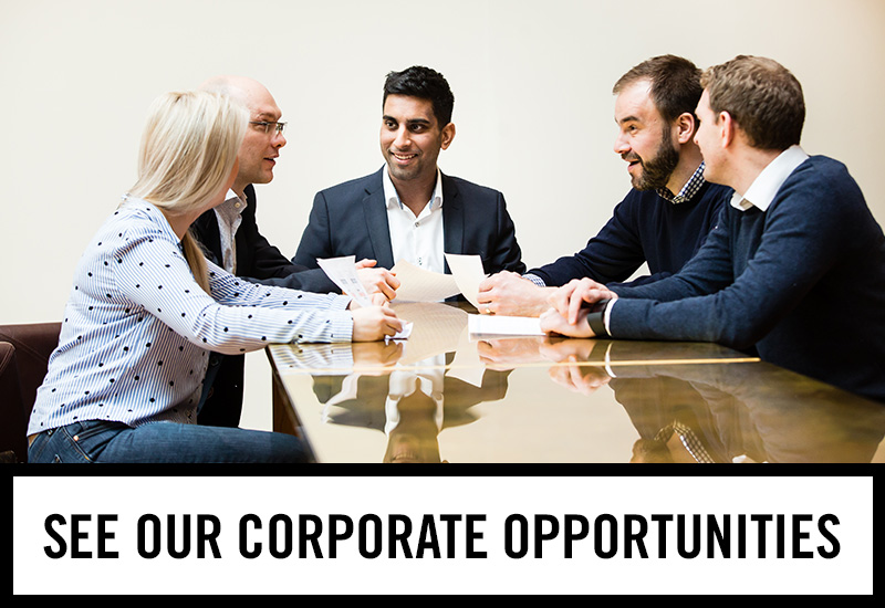 Corporate opportunities at The Red Lion