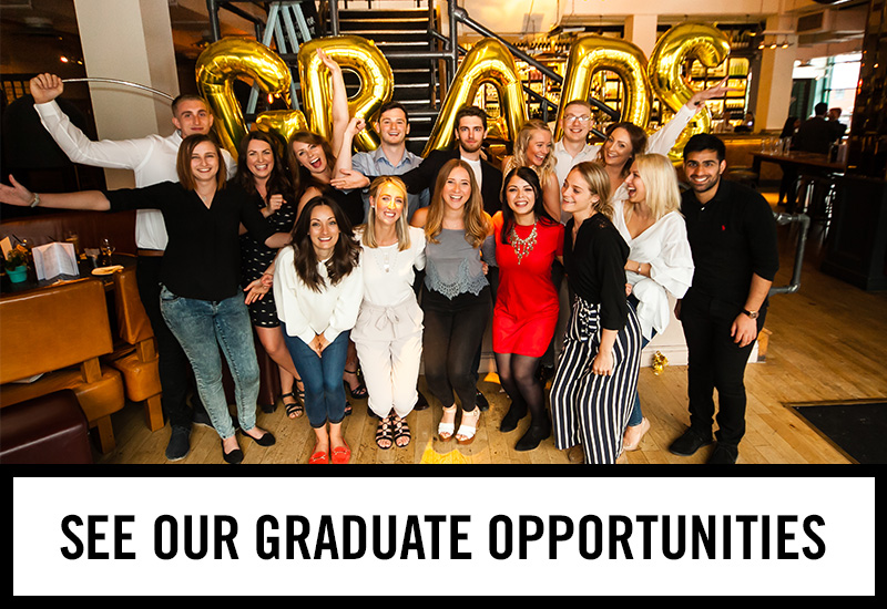 Graduate opportunities at The Red Lion