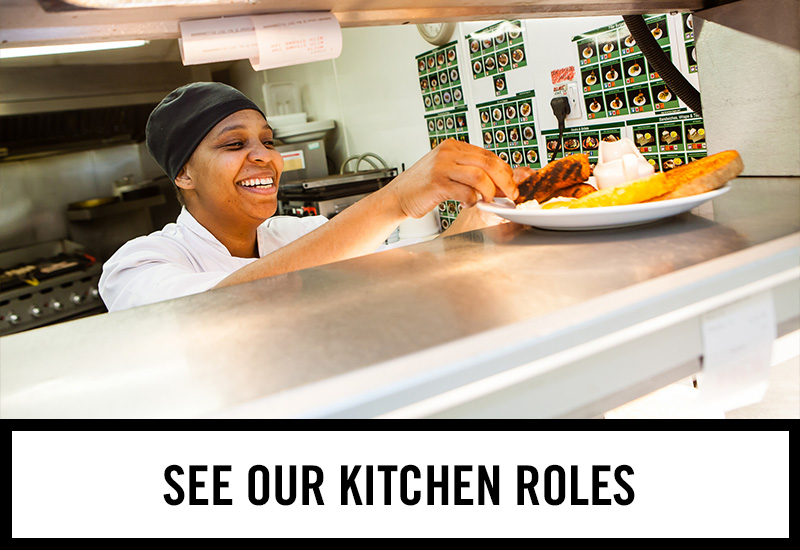 Kitchen roles at The Red Lion